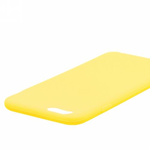 iPhone 6_6S [ZERO SILICON] 超極薄0.6mm シリコンケース ピンク