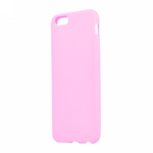 iPhone 6_6S [ZERO SILICON] 超極薄0.6mm シリコンケース オレンジ
