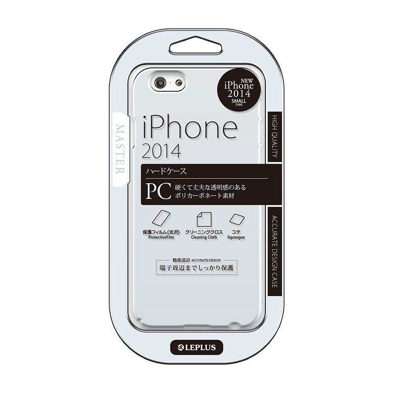 iPhone 6 [MASTER] ハードケース クリア