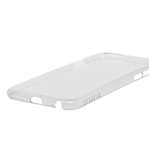 iPhone 6 Plus [ZERO HARD] 超極薄0.5mm ハードケース スモーク