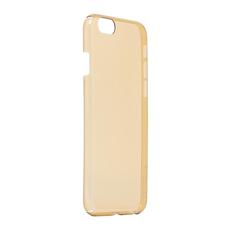 iPhone 6 Plus [ZERO HARD] 超極薄0.5mm ハードケース ブラウン