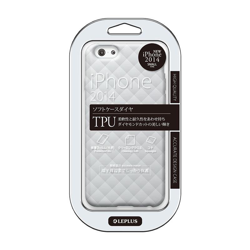 iPhone 6_6S [TPU DIA] TPUケース クリア