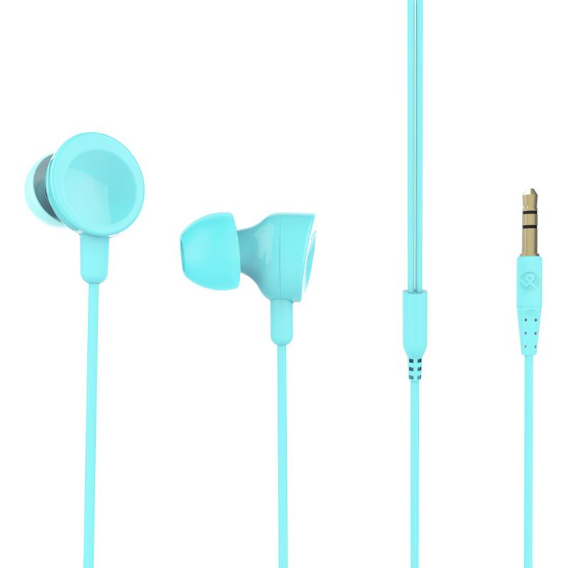 ステレオイヤフォン「極の音域 C シリーズ」 ブルー