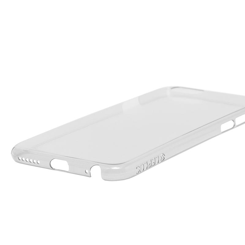 □iPhone 6 Plus/6s Plus [ZERO HARD] 超極薄0.5mm ハードケース スモーク