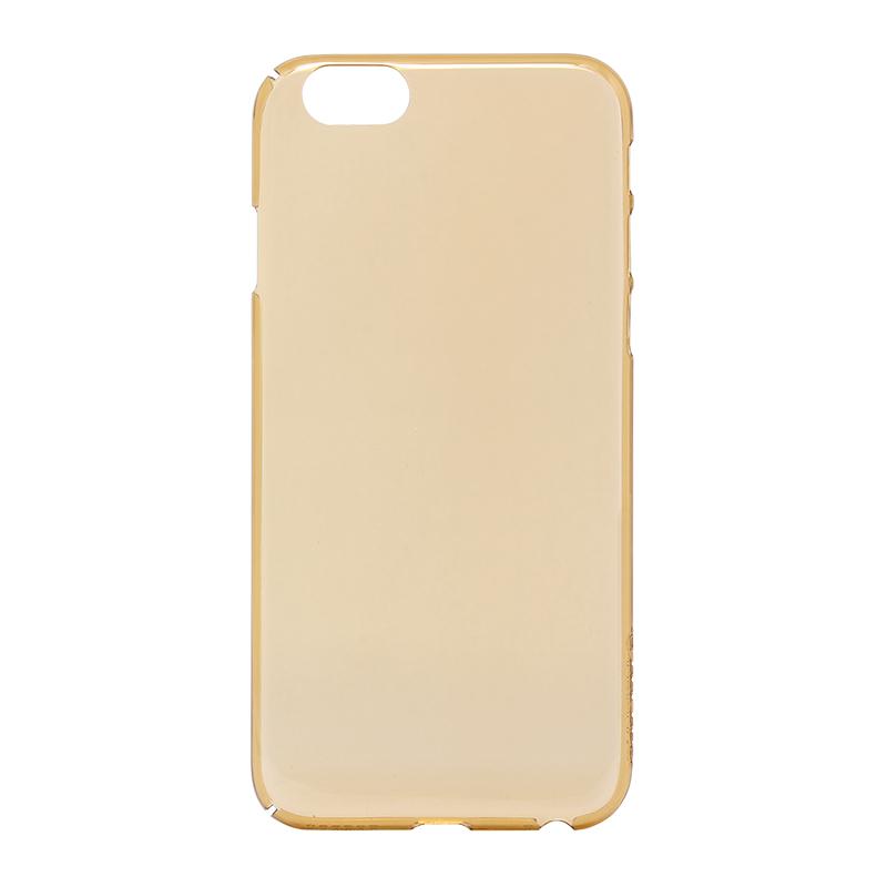 □iPhone 6 Plus/6s Plus [ZERO HARD] 超極薄0.5mm ハードケース ブラウン