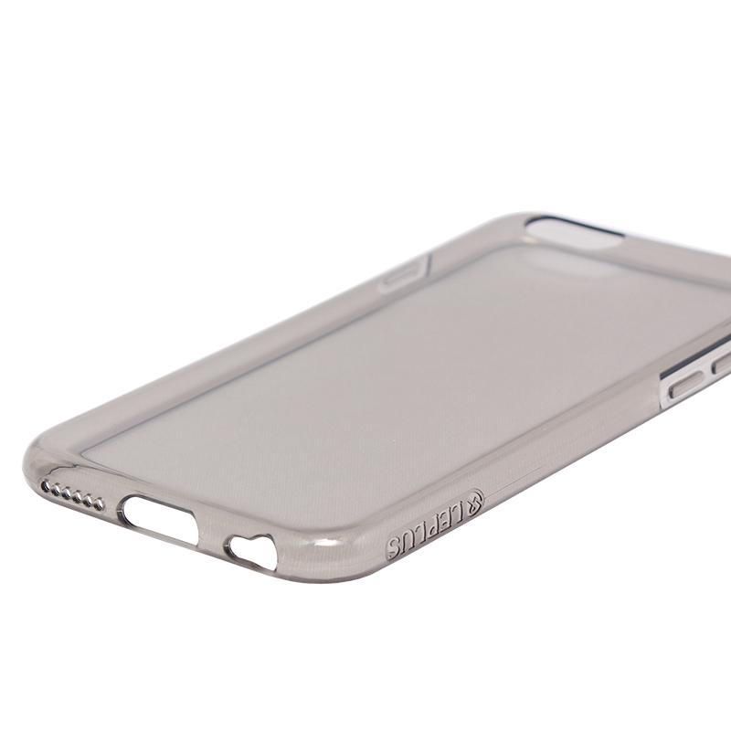 □iPhone 6 Plus/6s Plus [MASTER SOFT] TPUケース スモーク