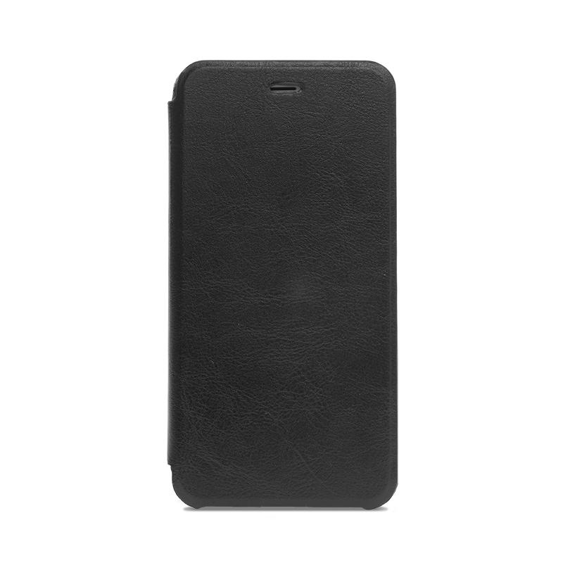 iPhone 6/6s 極薄レザーケース「SLIM」 ブラック