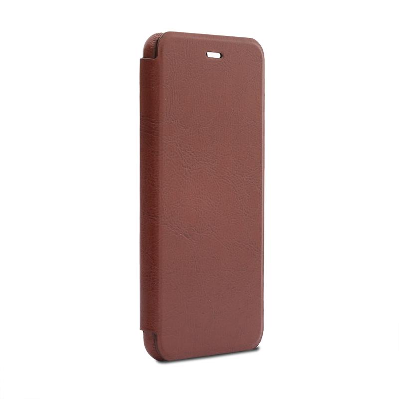 iPhone 6/6s 極薄レザーケース「SLIM」 ブラウン