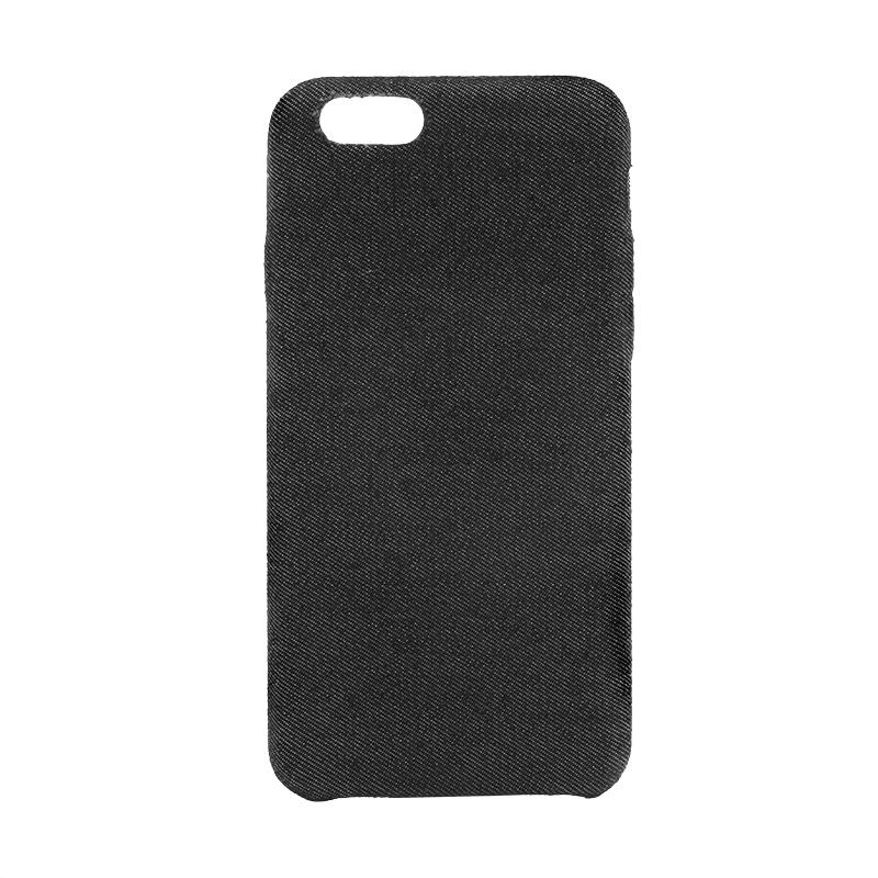 iPhone 6/6s ファブリックシェルケース「SLIM SHELL Fabric」 デニム柄