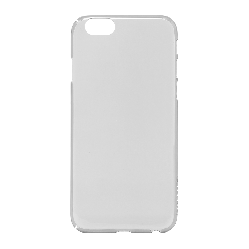 □iPhone 6/6s [ZERO HARD] 超極薄0.5mm ハードケース スモーク