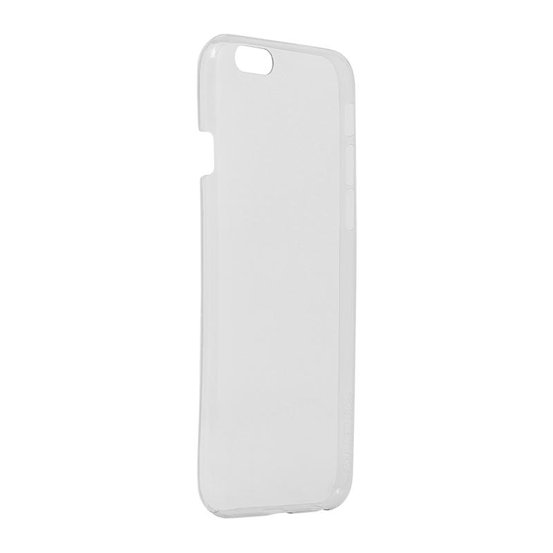 □iPhone 6/6s [ZERO SLIM HARD] 超極薄0.4mm ハードケース スモーク