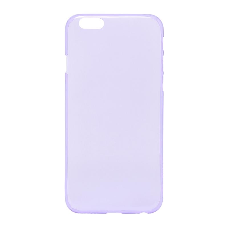 □iPhone 6/6s [ZERO SLIM HARD] 超極薄0.4mm ハードケース パープル
