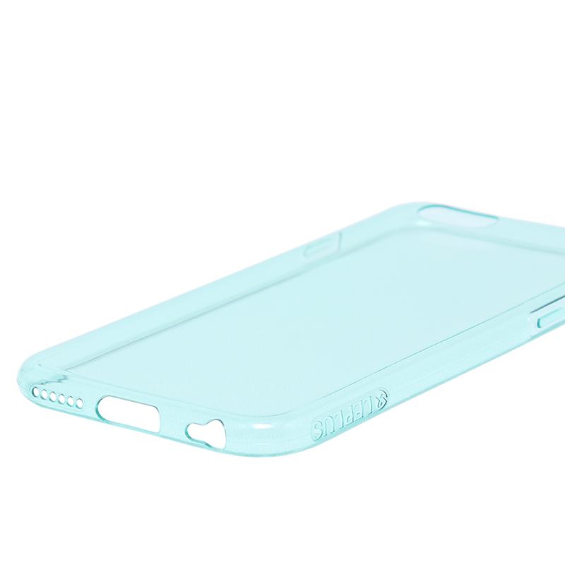 □iPhone 6/6s [ZERO TPU] 超極薄0.6mm TPUケース エメラルドグリーン
