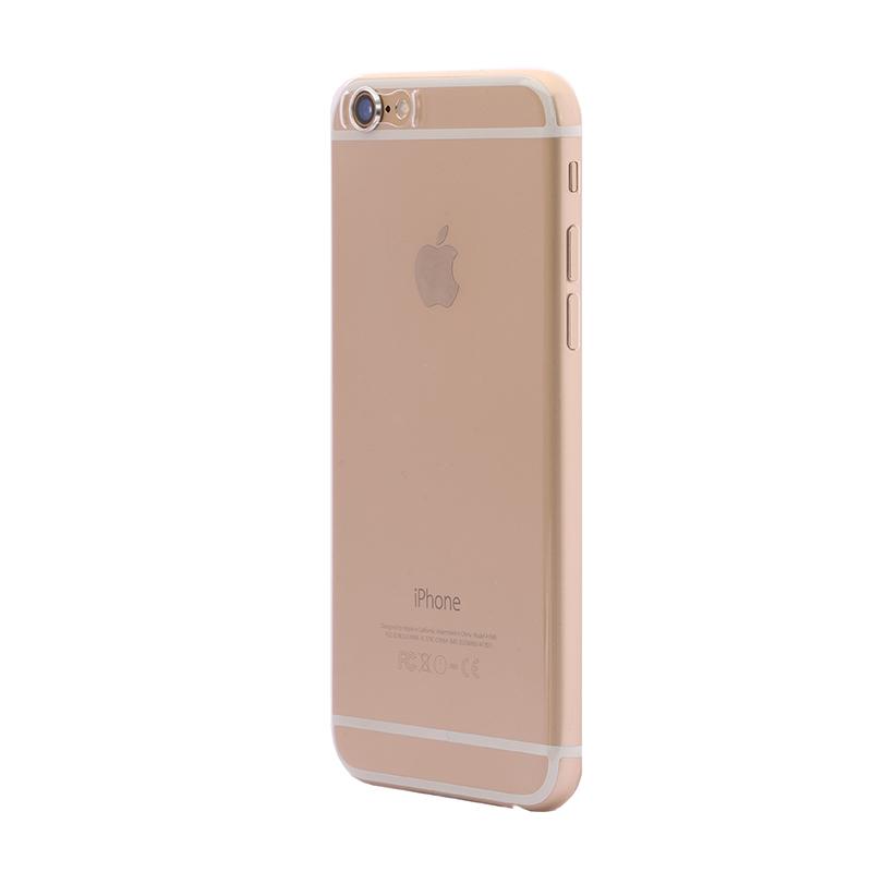 iPhone 6/6s 超極薄ケース 0.38mm「ZERO Air Crystal」 クリア