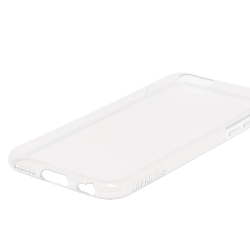 □iPhone 6/6s [MASTER SOFT] TPUケース クリア