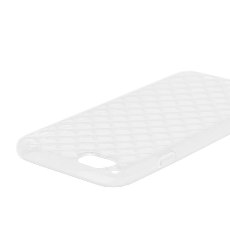□iPhone 6/6s [TPU DIA] TPUケース(ダイヤ) クリア
