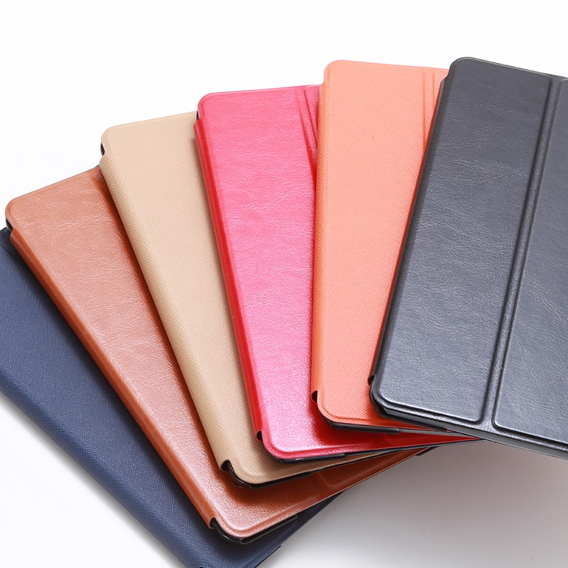 iPad mini 4 薄型PUレザーケース 「PRIME」 ブラック