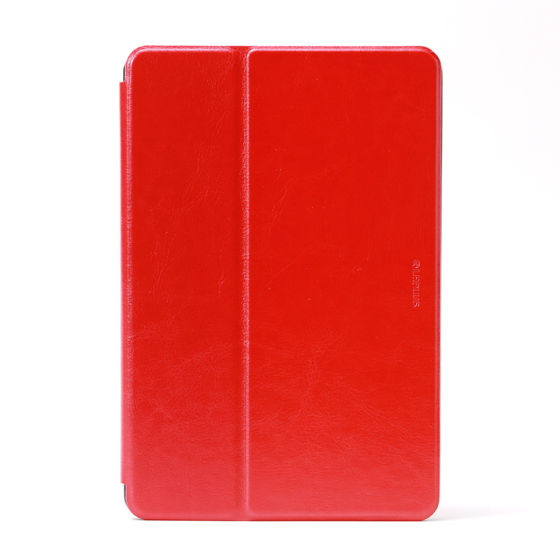 iPad mini 4 薄型PUレザーケース 「PRIME」 レッド
