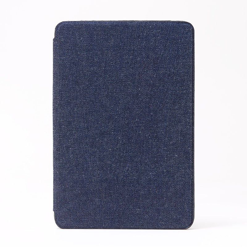 iPad mini 4 薄型・軽量・フルカバー「SLIM Fabric」 デニム柄
