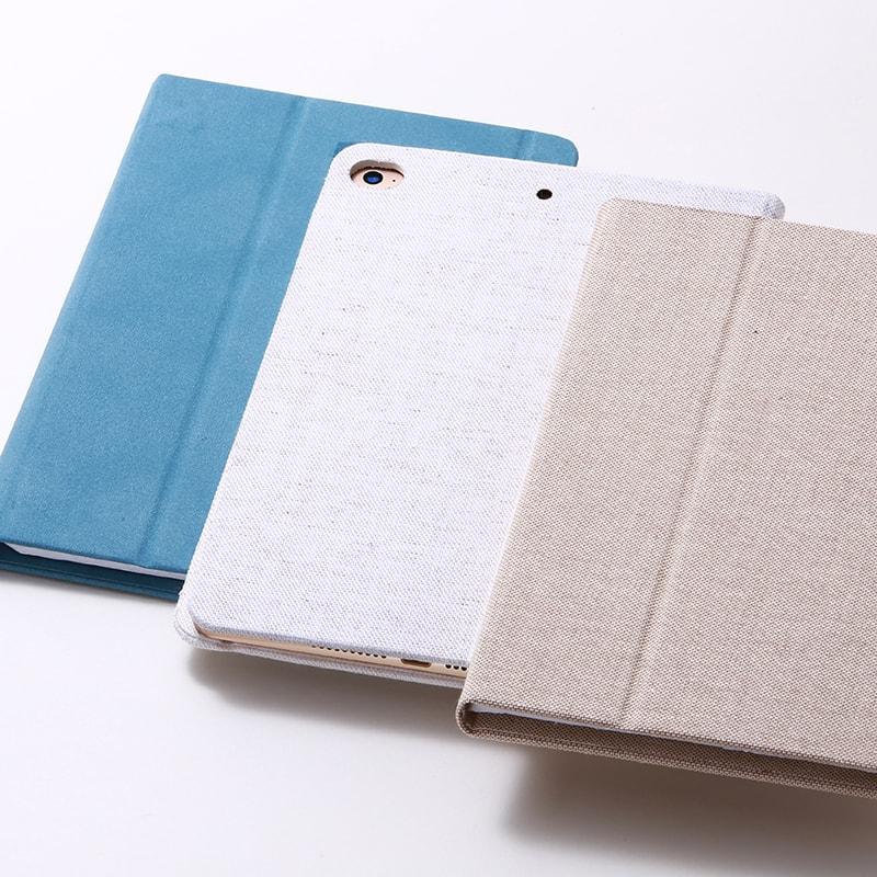 iPad mini 1/2/3/4 超極薄・超軽量ケース「AIR LIGHT」 ナチュラルベージュ