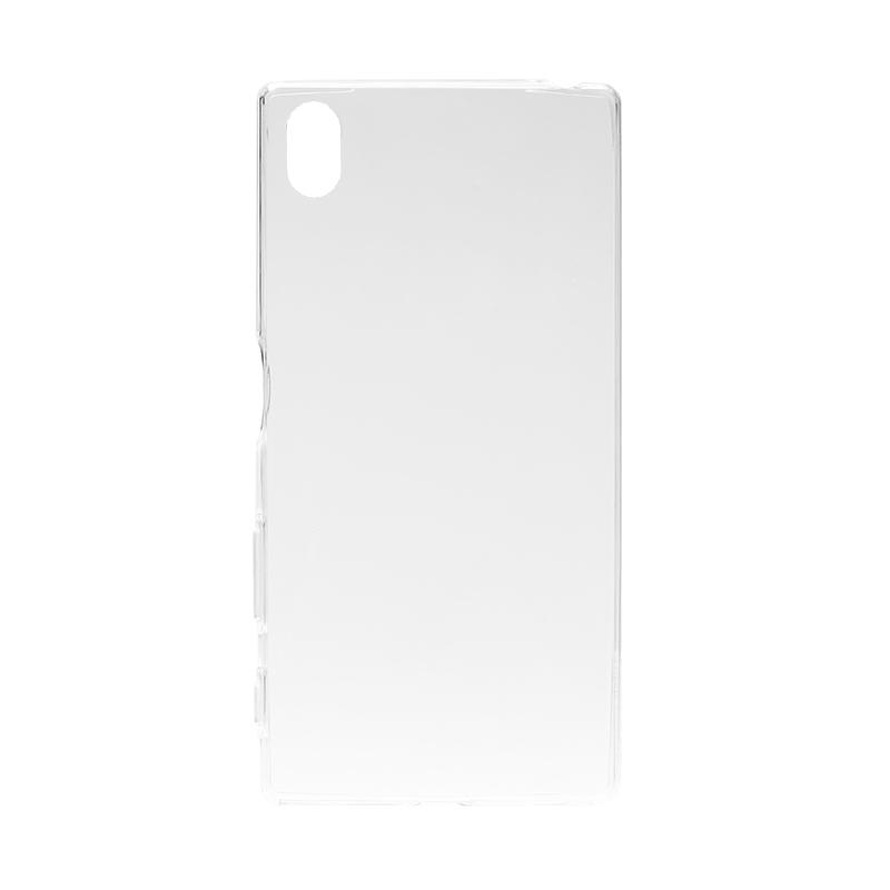 Xperia(TM) Z5 Premium SO-03H 超極薄TPUケース「ZERO SOFT」 クリア