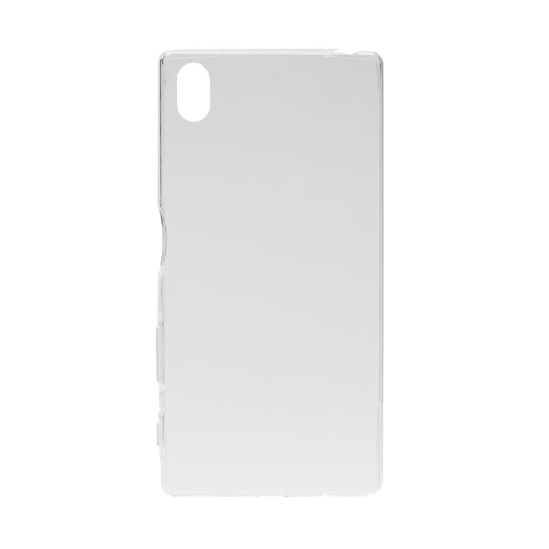 Xperia(TM) Z5 Premium SO-03H 超極薄TPUケース「ZERO SOFT」 クリアブラック