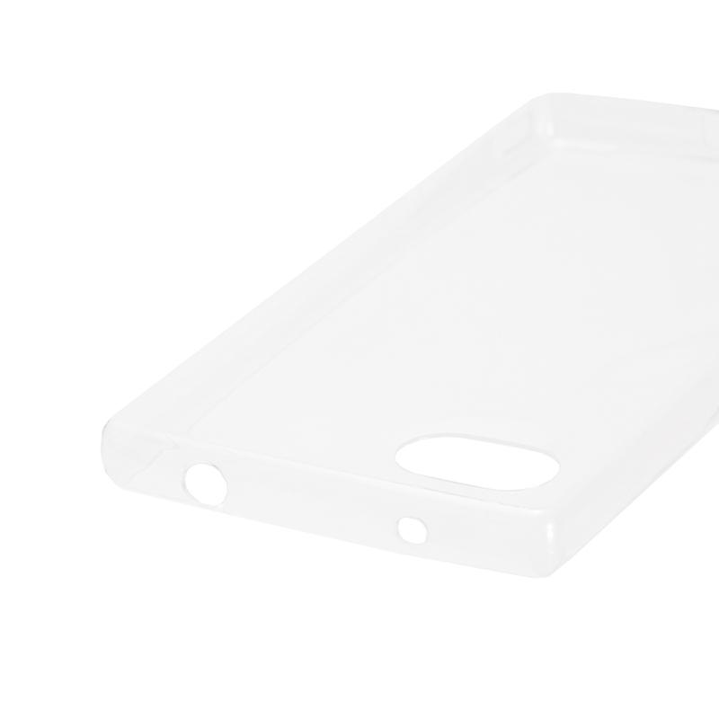 Xperia(TM) Z5 Compact SO-02H 超極薄TPUケース「ZERO SOFT」 クリア
