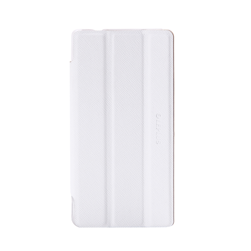 AQUOS Compact SH-02H/Disney mobile on docomo DM-01H/AQUOS Xx2 mini フラップケース 「Clear Note」 ホワイト