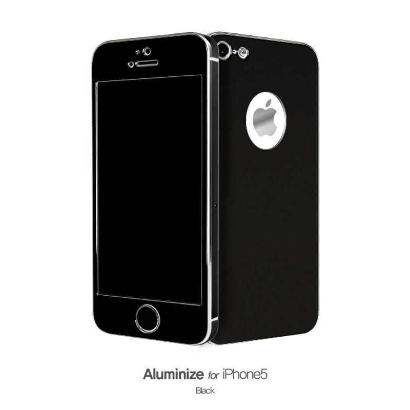 Aluminize Black (UV Coating)