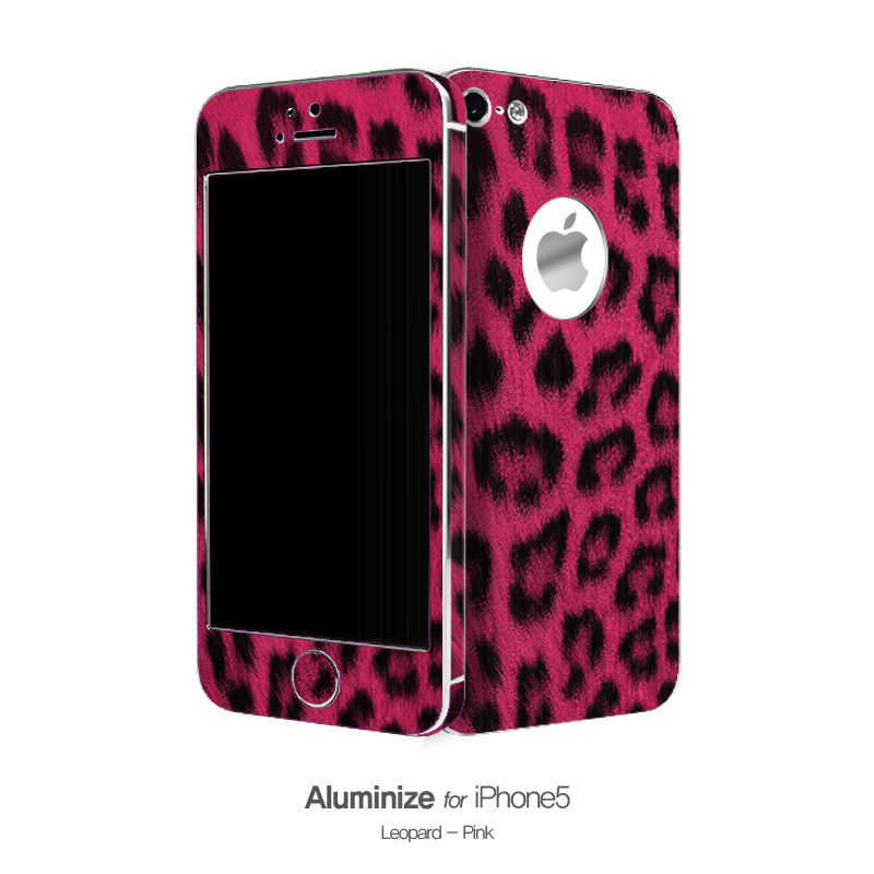 Aluminize Leopard Pink (Special Edition)