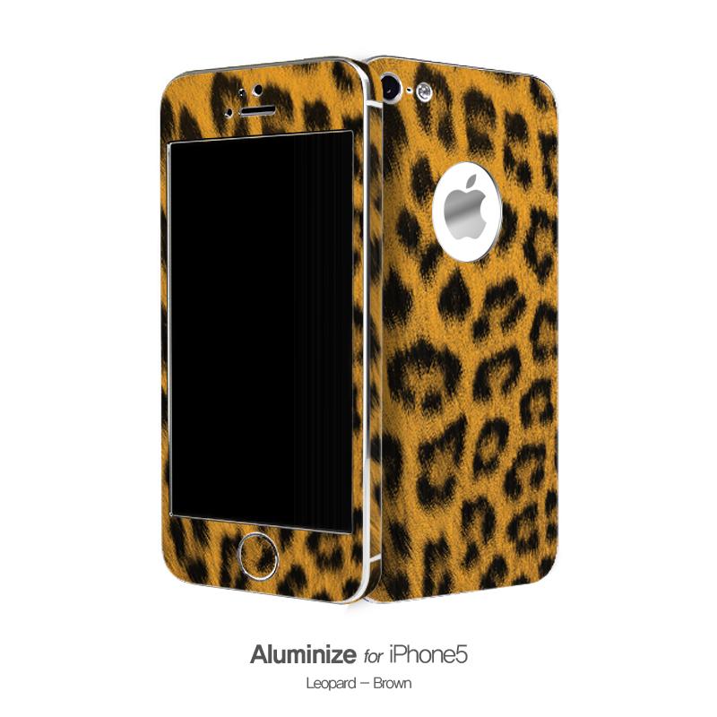 Aluminize Leopard Brown (Special Edition)