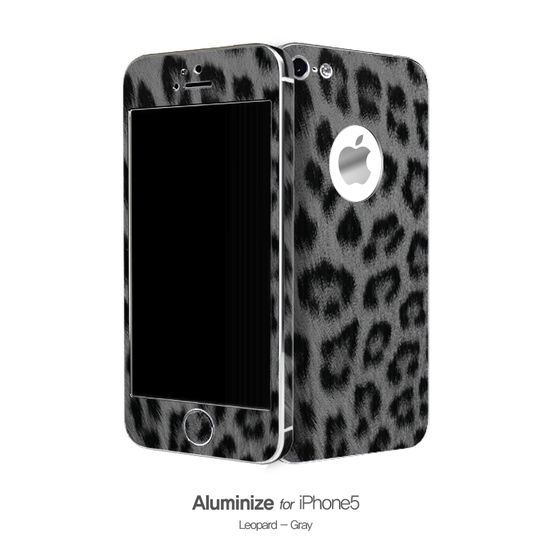 Aluminize Leopard Gray (Special Edition)