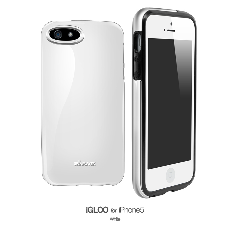 iGloo White (Inner Black)