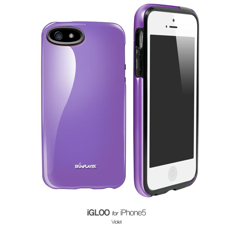 iGloo Violet (Inner Black)