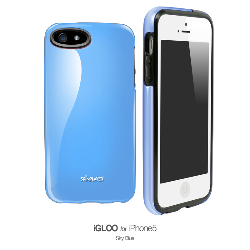 iGloo SKY Blue (Inner Black)