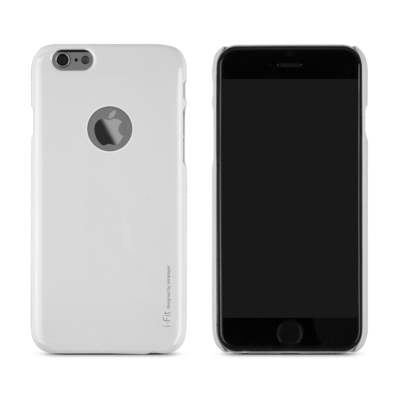 iPhone 6 [i-Fit] ハードケース White