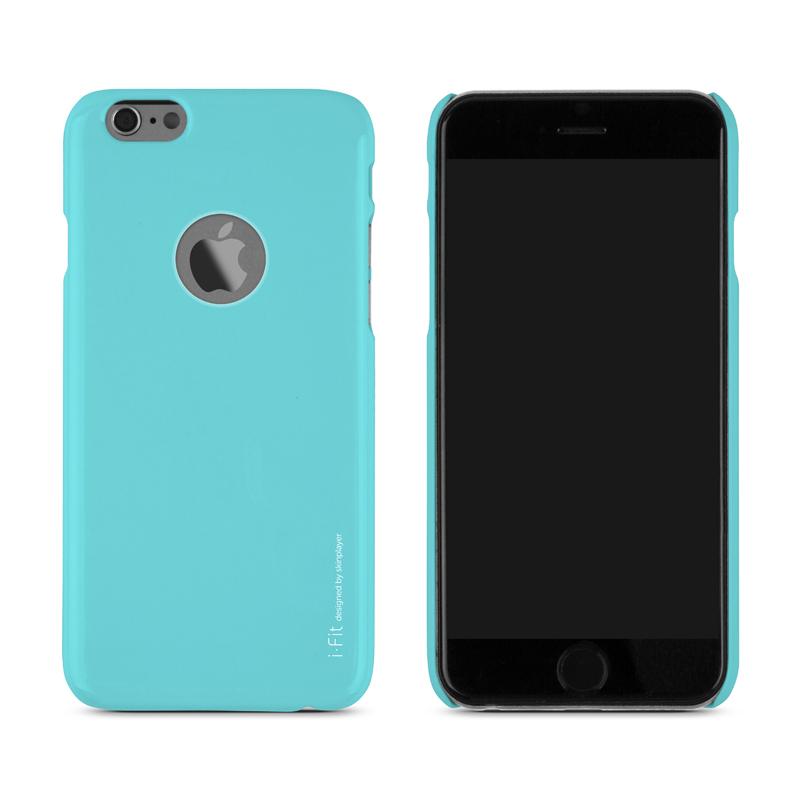 iPhone 6 [i-Fit] ハードケース Mint