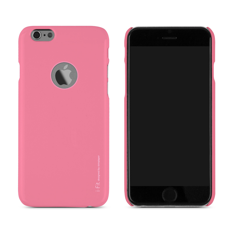 iPhone 6 [i-Fit] ハードケース Baby Pink
