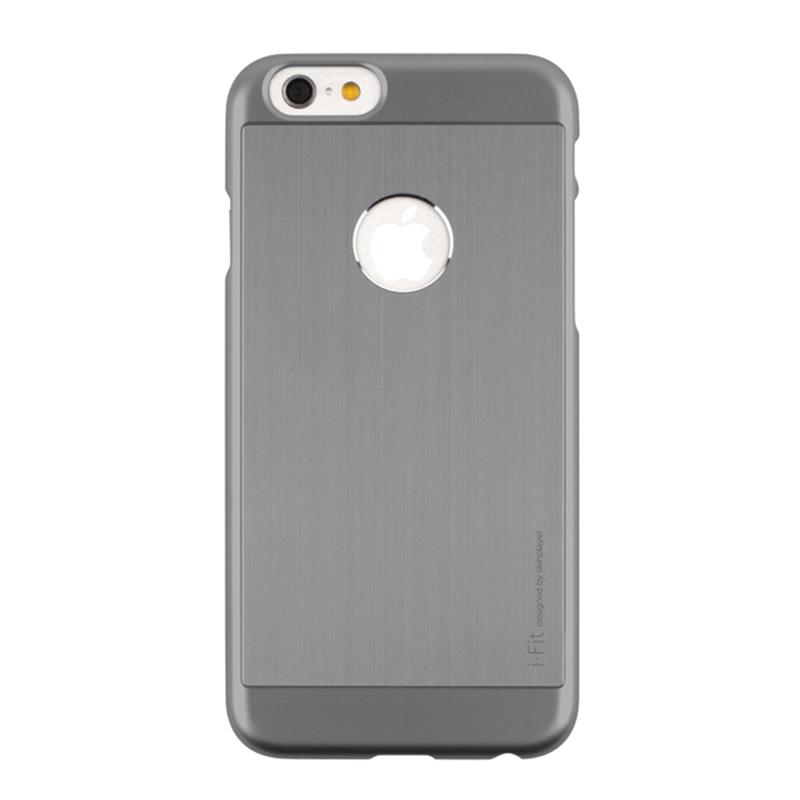 iPhone 6 [iFit PAC] ハード&アルミケース Titanum / Titanum