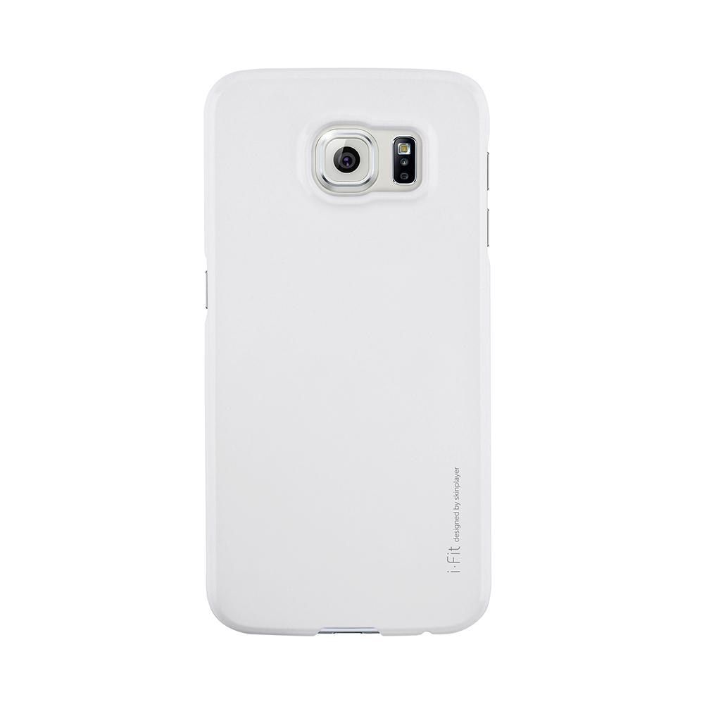 Galaxy S6 edge SC-04G/SCV31 [i-Fit] ハードケース White