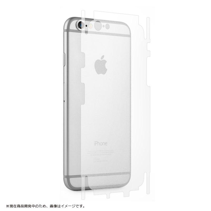 iPhone 6 Plus/6s Plus 保護フィルム 「SHIELD・G HIGH SPEC FILM」 マット・背面・側面保護 アイアンシールド