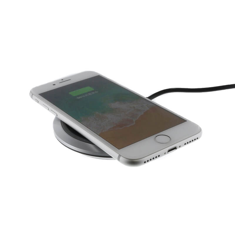 スマートフォン(汎用)/Qi(チー)ワイヤレス充電器/WiDisc