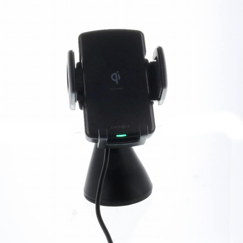 スマートフォン(汎用)/Qi(チー)ワイヤレス充電器/WiMount