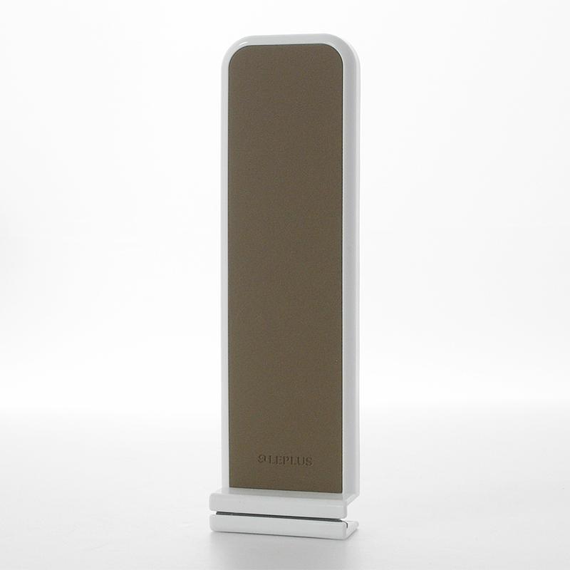 スマートフォン&タブレット接着ホルダー「COOK LOOK」 ブラウン