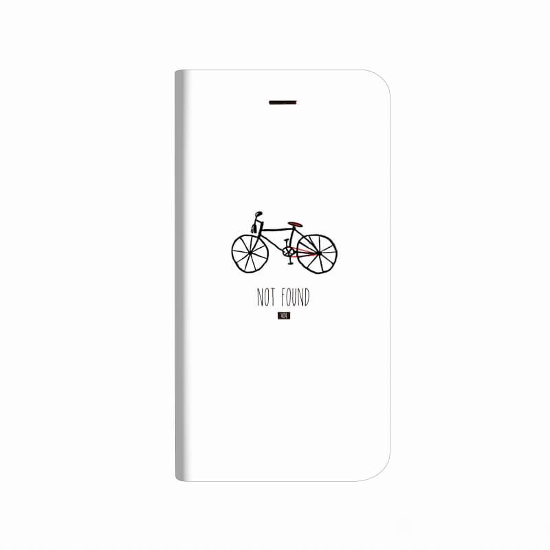 iPhone X 薄型デザインPUレザーケース「Design+」 404(WHITE)