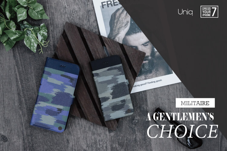 MILITAIRE A GENTLEMEN'S CHOICE