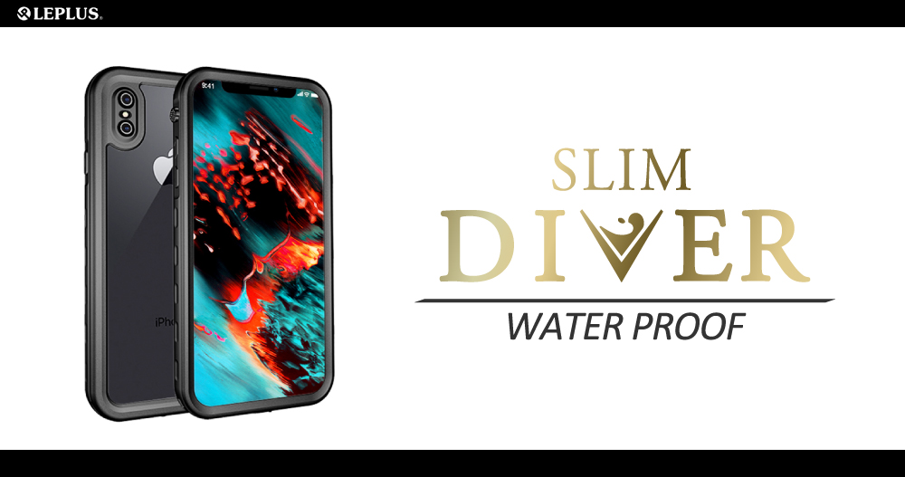 SLIM DIVER -- WATER PROOF