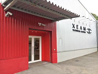 XEAM SHOP (XEAM TECHNICAL CENTER)