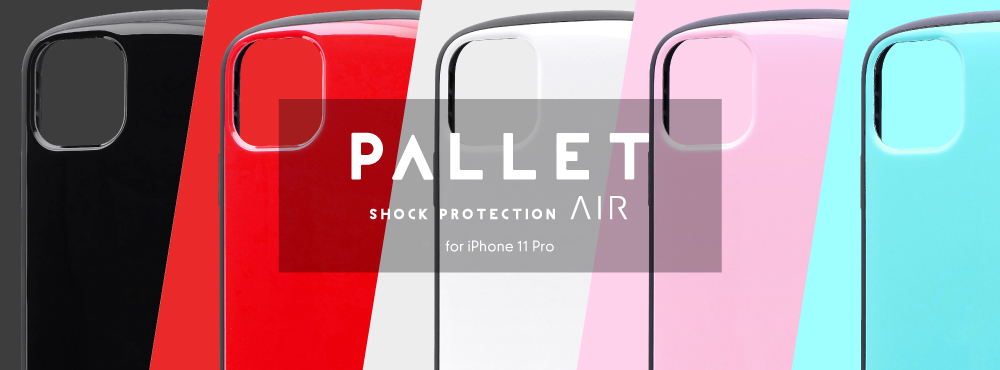 [iPhone2019S] Pallet air