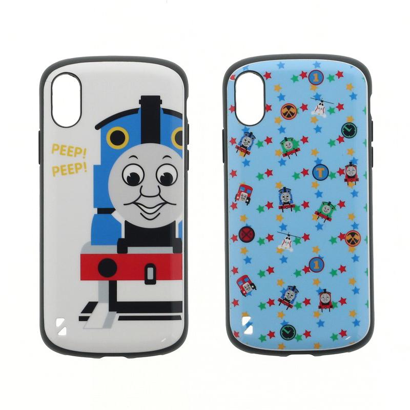 iPhone XS/iPhone X トーマス Design/耐衝撃ケース「PALLET」